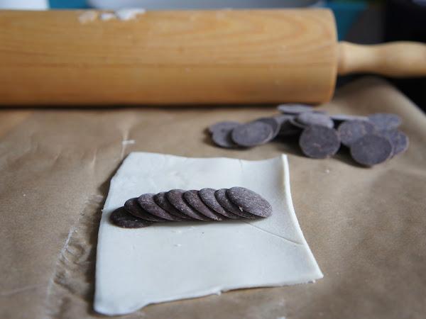 REZEPT: glutenfreies Pain au chocolat