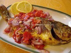 Grilled Fish with Sambal Dabu-dabu Indonesia Recipe picture
