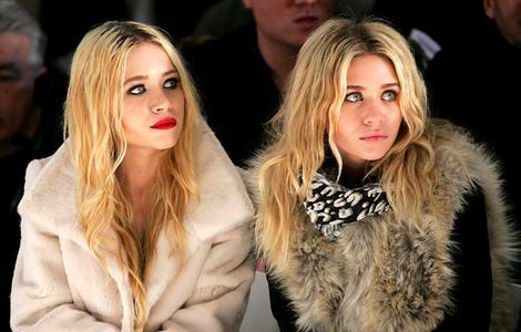 olsen hairstyles. olsen twins makeup