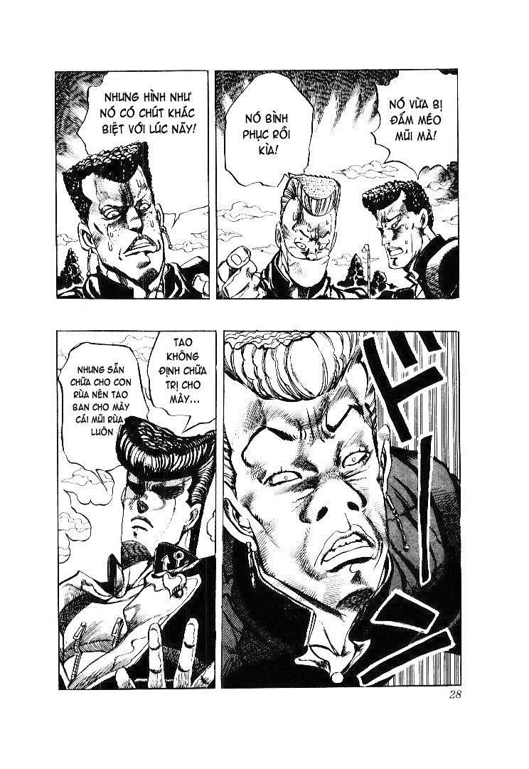 JoJo Bizarre Adventure trang 26