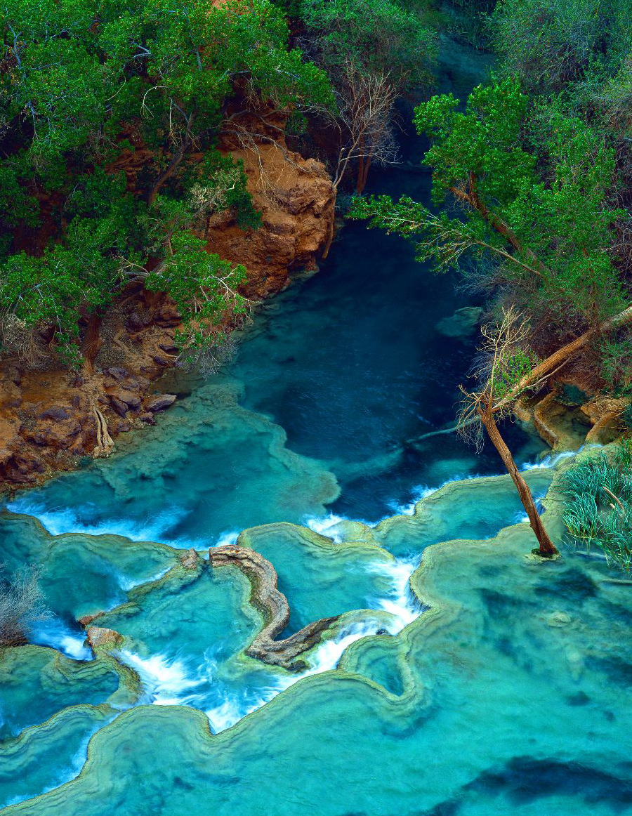 The Colorado River And Marble Canyon Page Arizona