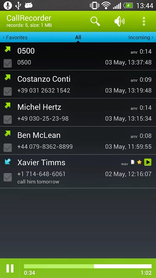 Image Result For Call Recorder Full V Apk For Android