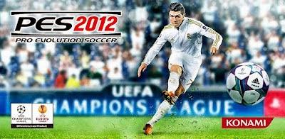 Pro Evolution Soccer 2012 Full Apk+Data Android Games
