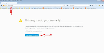 Cara Mempercepat Firefox Mozila 43.0.4