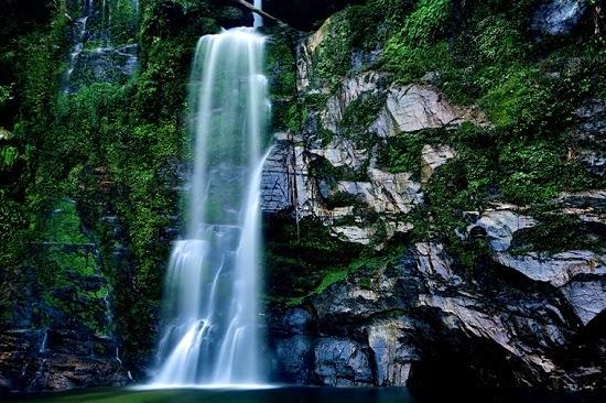 Fairy Waterfall in Xin Man, Ha Giang1