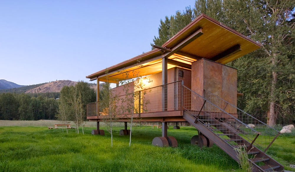 Casa modular isenta de licenciamento casa modular - Casas prefabricadas low cost ...
