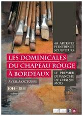 Exposition  Cours du Chapeau Rouge 33 Bordeaux