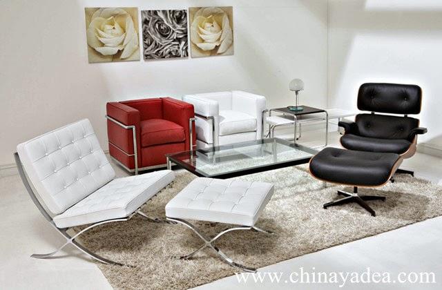 fauteuil Barcelona pour votre salon