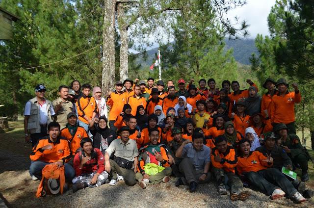 Pangdam Buka Ekspedisi NKRI 2013