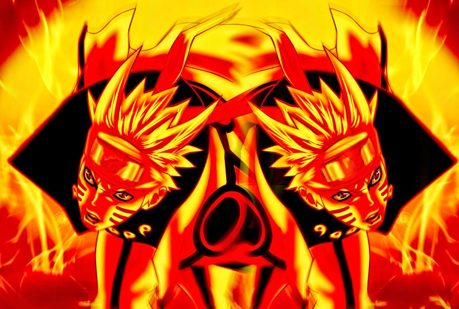 nine tailed fox naruto
