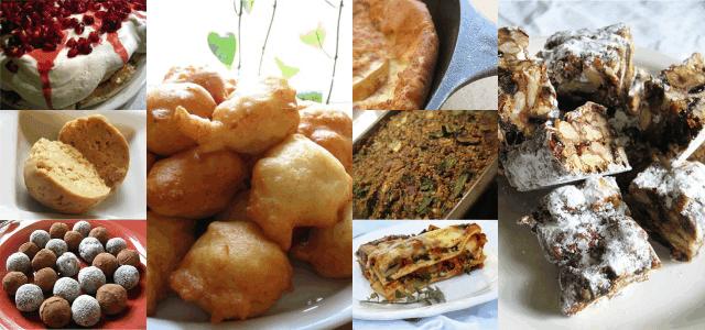 christmas entertaining ideas food - christmas recipes