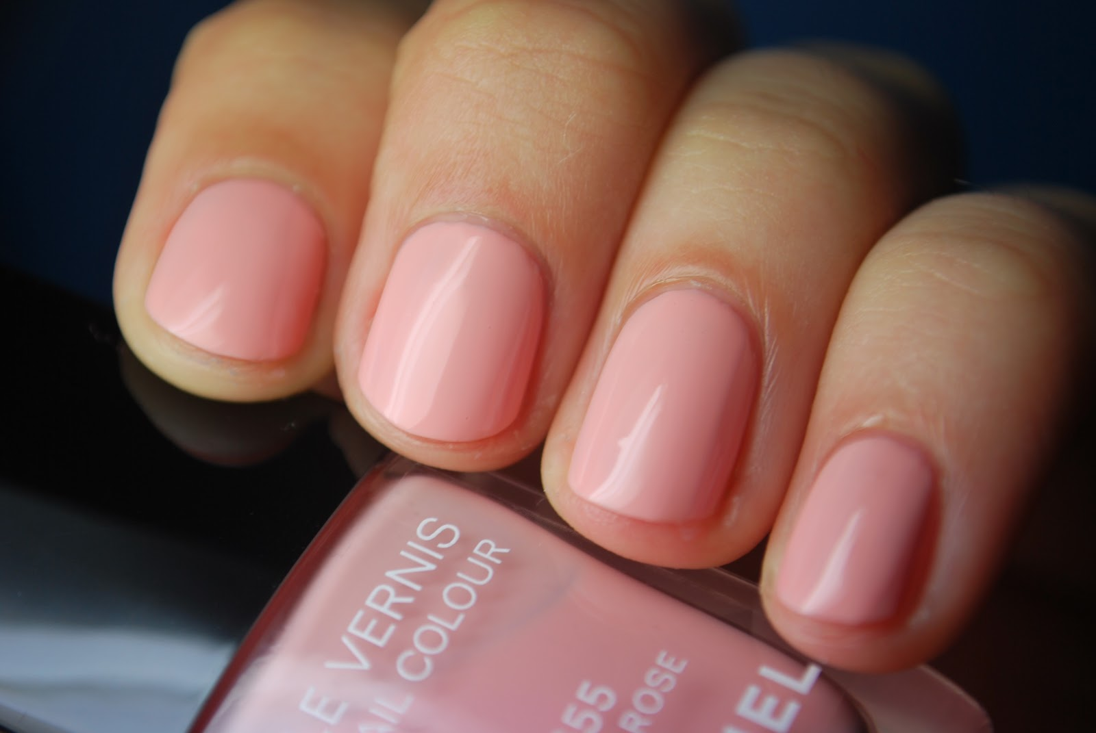 Saturday with Natalie: Summer Nails with Le Vernis from Chanel