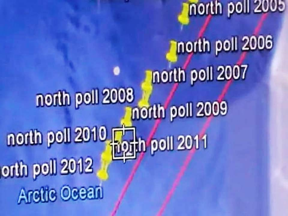 Pole Shift News: Magnetic north pole has moved 161 miles in 6 months ...