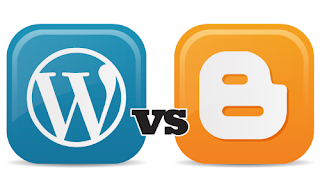 Wordpress VS Blogger : Blogging Tools