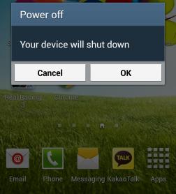 Cara Mengaktifkan Safe Mode Pada Samsung Galaxy S4