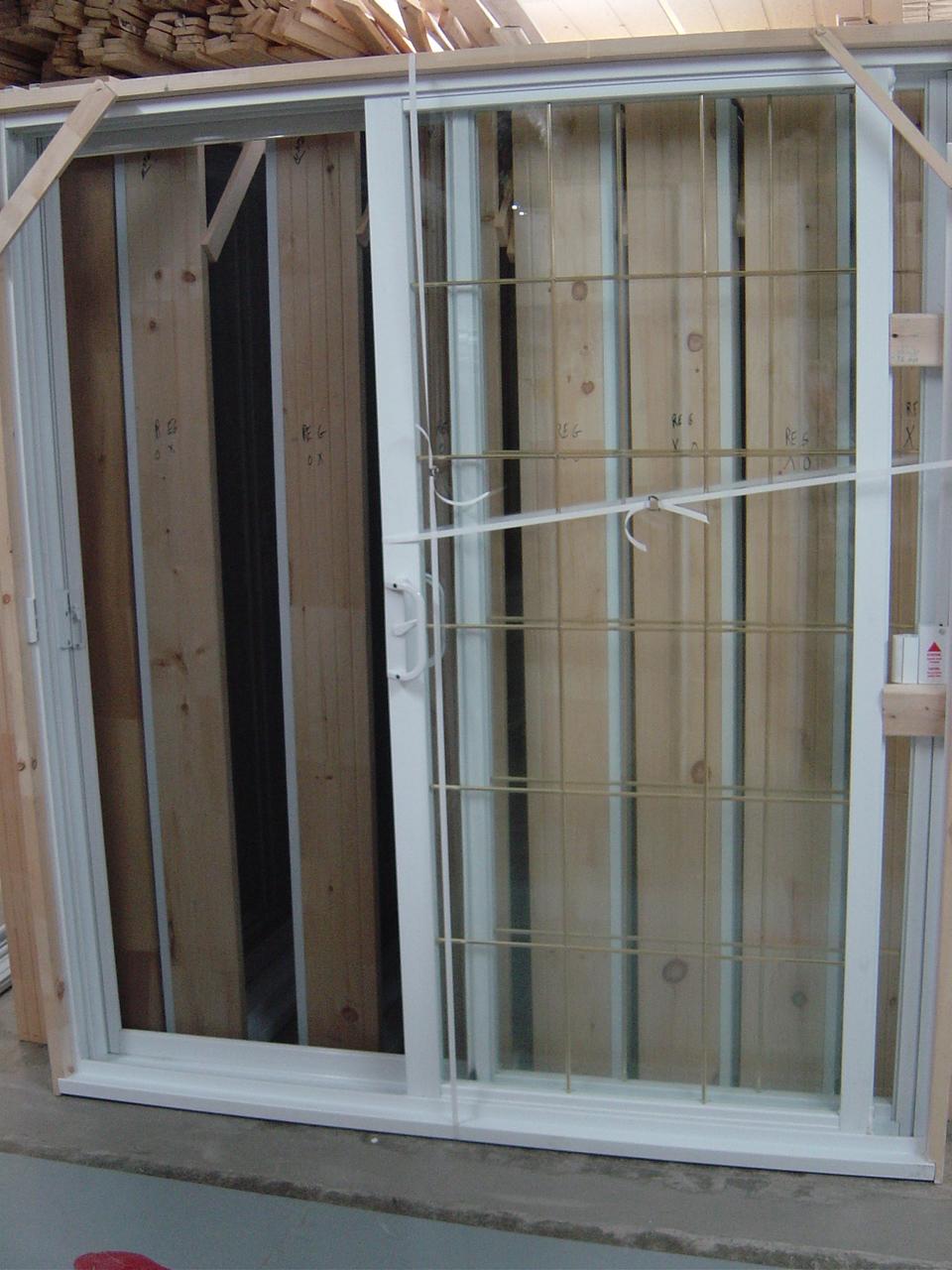 Sp cial sur portes patio avec carrelage or porte et fen tre for Porte patio 8 pieds