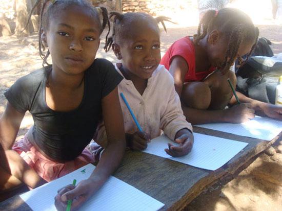 Educação em Áreas Remanescentes de Quilombos