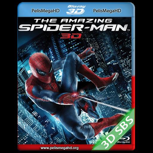 EL SORPRENDENTE HOMBRE ARAÑA (2012) FULL 3D SBS 1080P HD MKV ESPAÑOL LATINO