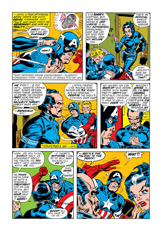 Captain America (1968) Issue #189 #103 - English 3