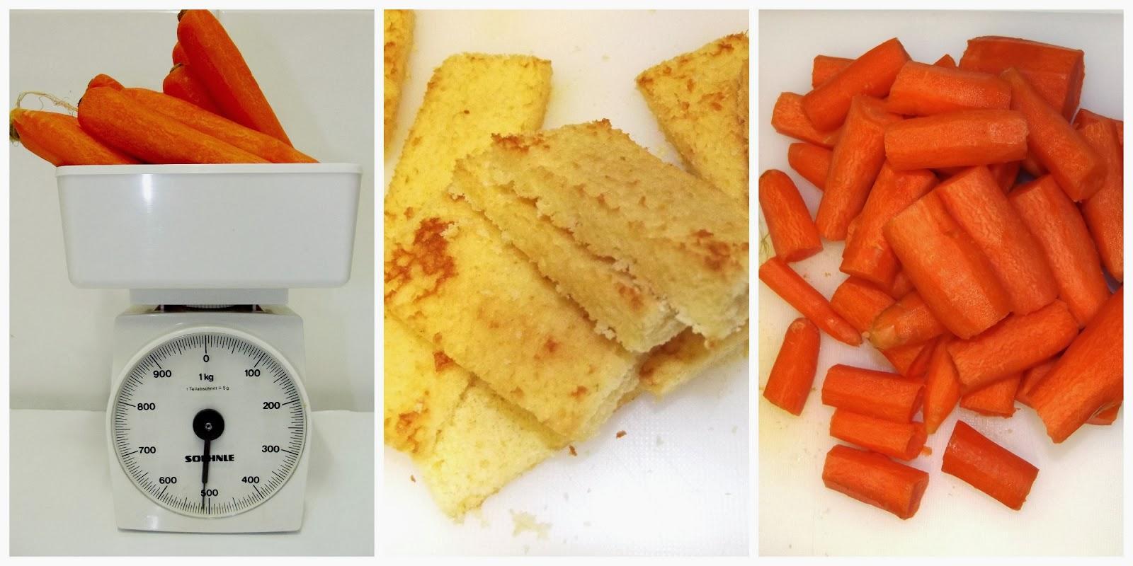 360 grados diy tarta de zanahoria r pido f cil y con - Reposteria facil y rapida ...