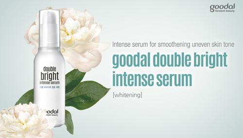 Goodal Double Bright Intense Serum