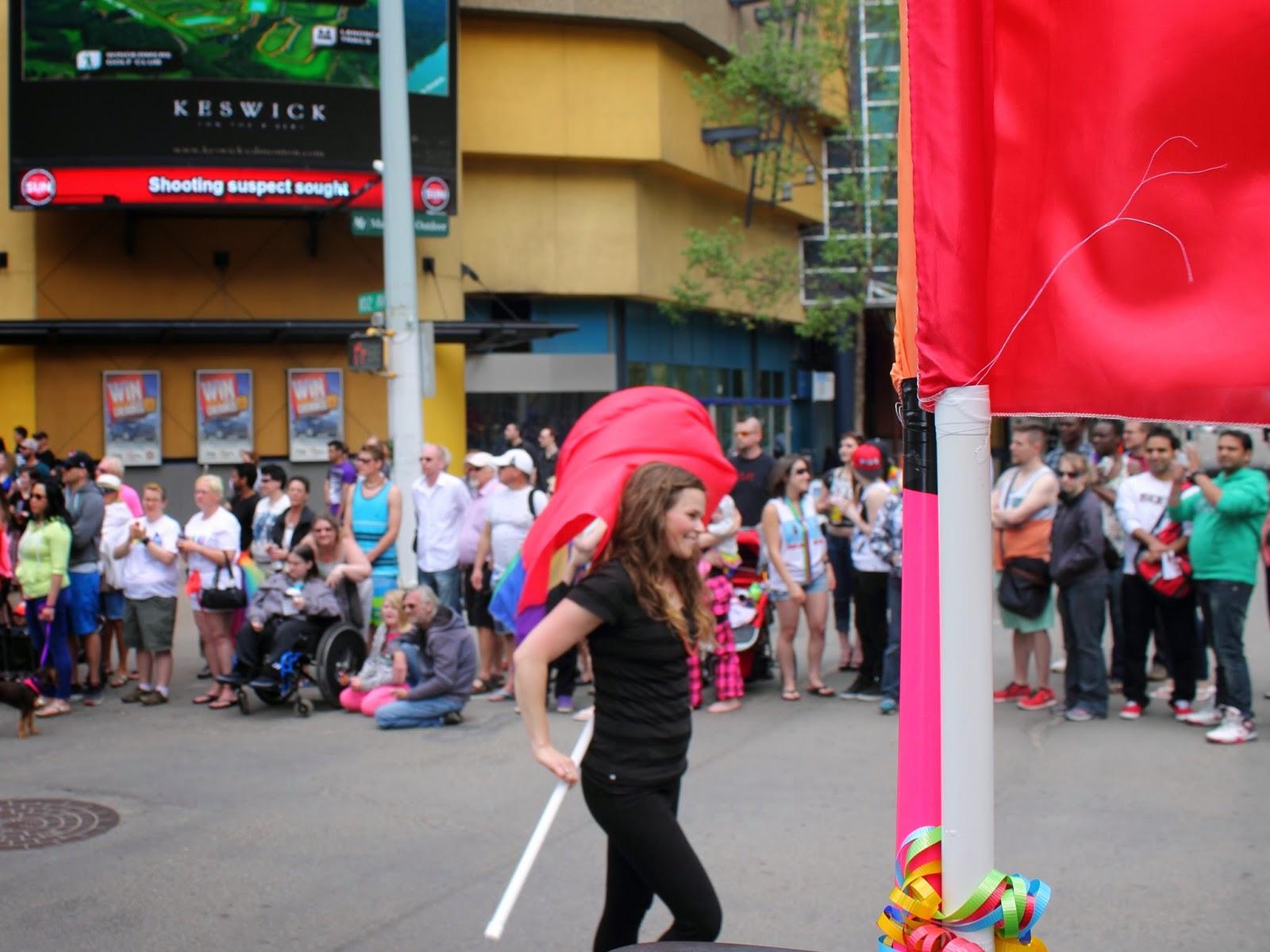 Edmonton Pride Parade 2014