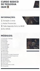 Curso de Teologia IBLM