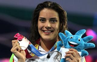 O Pan de Toronto está sendo uma grande oportunidade dos atletas mostrarem seu valor no esporte, mas há também quem acaba roubando a cena pela beleza. Esse é o caso da nadadora mexicana Fernanda González, que atraiu os olhares masculinos no evento.
