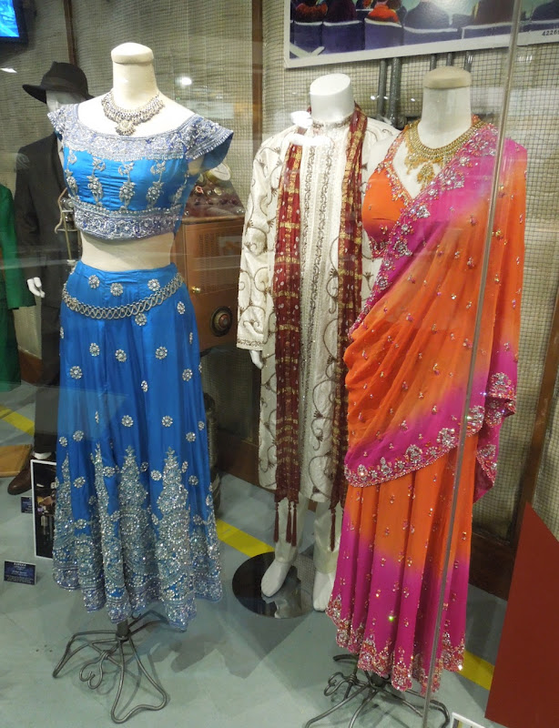 Passions Bollywood homage dream TV costumes