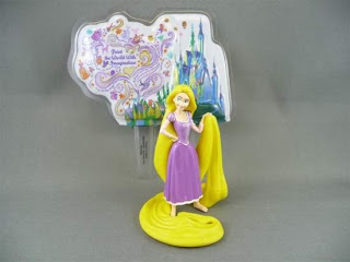 Delicious Rapunzel Cake Topper Ideas