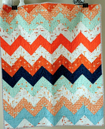 Herringbone – A Free Quilt Pattern for You! | Christa Quilts