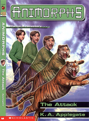 an overview of the concept of animorphs Animorphs (1996-2001) by k a applegate is an english language science  fiction  terms, using words like window to explain a childishly simple concept.