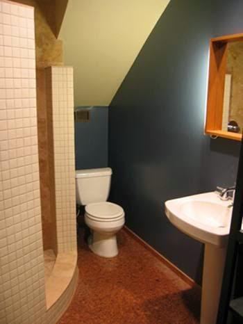 Ba o debajo de las escaleras colores en casa - Bano bajo escalera ...