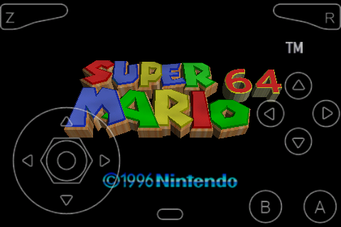 how to download super mario 64 on android