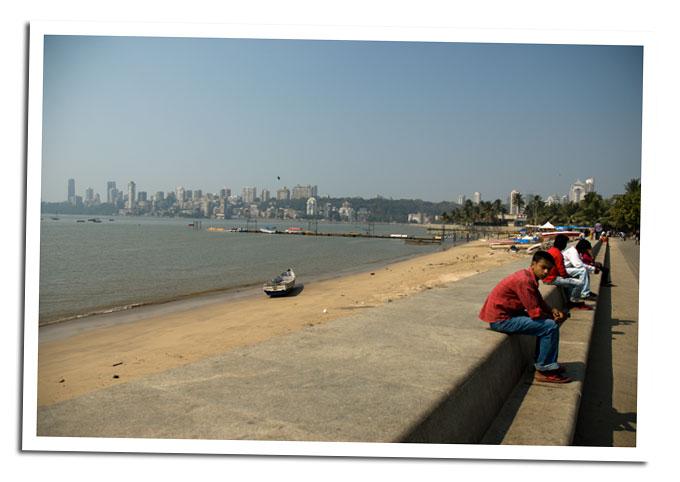 skyline de Bombay