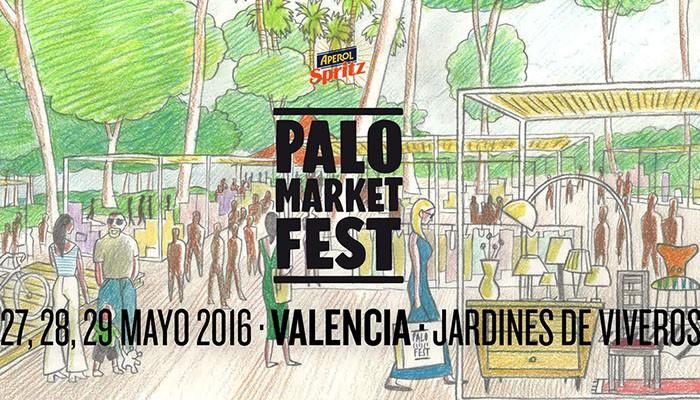 PALOALTO MARKET FESTIVAL CREADO POR EL ARTISTA JAVIER MARISCAL