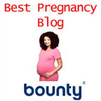 Badge for Best MAD Pregnancy Blog