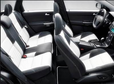 2016 Volvo C30 Interior