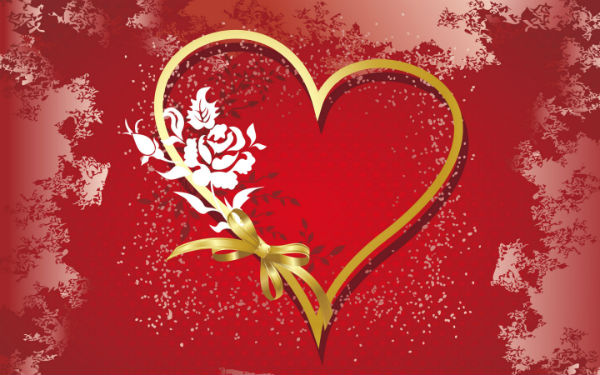 100 creative valentines day greetings e card background images these beautiful collection of valentines day greetings images from logolitic m4hsunfo