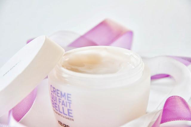 KENZO Creme Qui Fait Belle Lotus Blanc Daily Face Care