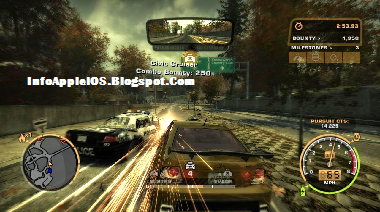 Need For Speed PSP High Compress CSO Demo