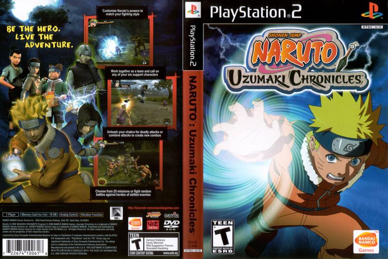 Naruto: uzumaki chronicles 2 - геймарт