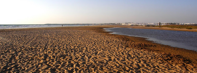 Castilnovo nude beach (Conil, Cadiz, Andalusia)