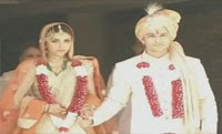 Soha Ali Khan-Kunal Khemu's wedding