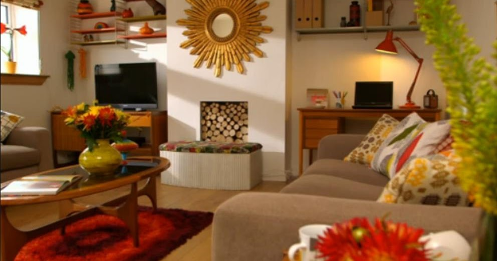 Home Lust Kirstie S Vintage Home Interior Design Inspirations For A 60s Look