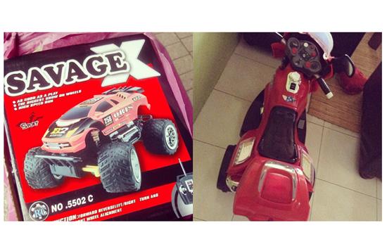 Beli mainan murah Padang Besar jual online di Mudah.my