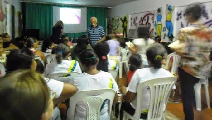 Dengue é tema de palestra no Centro da Juventude Ponte