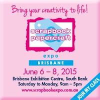 Scrapbook & Papercraft Expo Brisbane