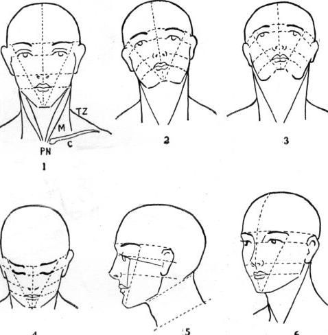 how to draw a smiling face step by step