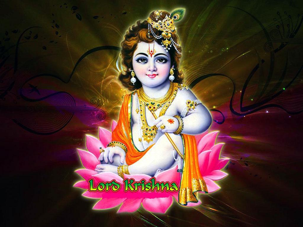 bal krishna hindu god hd wallpaper | high definition wallpaper